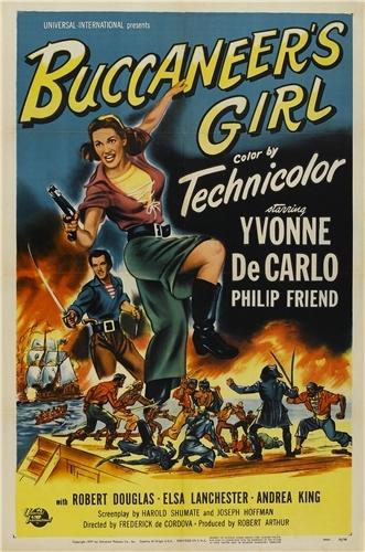 Девушка пирата - (Buccaneers Girl)