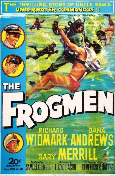 Водолазы - (The Frogmen)
