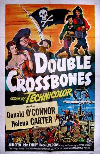 Череп и кости - (Double Crossbones)