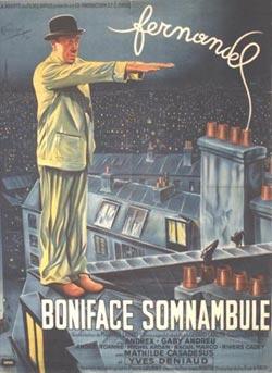Бонифаций - сомнамбула (Бонифаций - лунатик) - (Boniface somnambule)