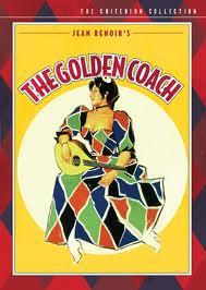 Золотая карета - (Le carrosse d'or)