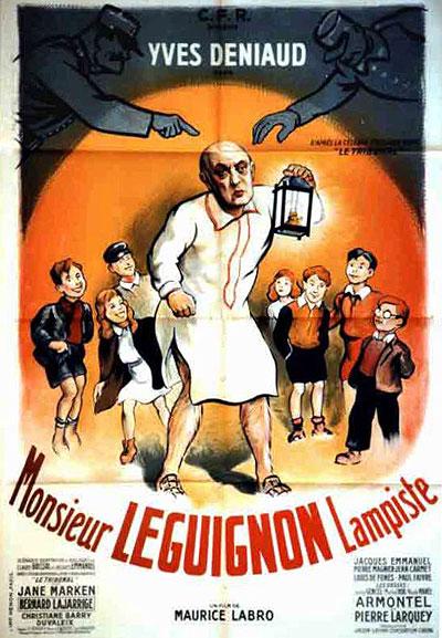 Господин Легиньон-стрелочник - (Monsieur Leguignon, lampiste)