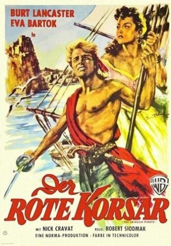 Красный Корсар - (The Crimson Pirate)