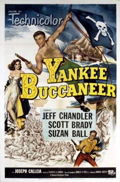 Американский пират - (Yankee Buccaneer)
