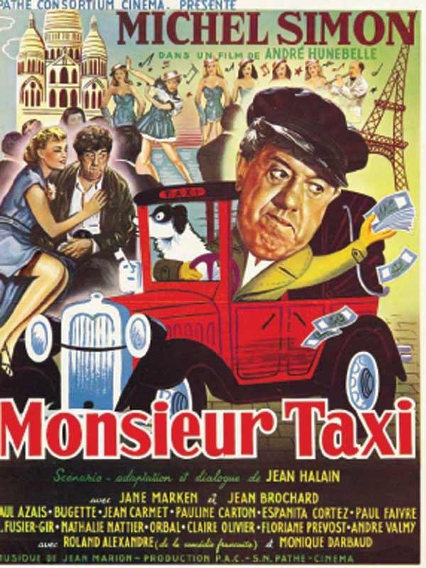 Господин Такси - (Monsieur Taxi)