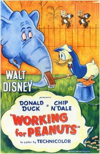 Работа за орехи - (Working for Peanuts)