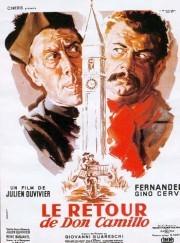 Возвращение Дона Камилло - (Retour de Don Camillo, Le)
