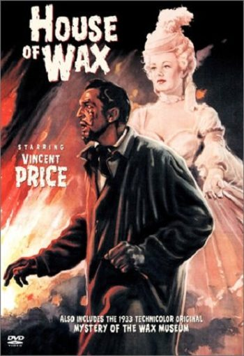 ��� �������� ����� - (House of Wax)