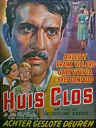 За закрытыми дверями - (Huis clos)