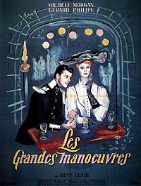 Большие маневры - (Les Grandes manoeuvres)