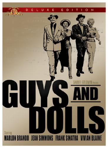 Парни и куколки - (Guys and Dolls)