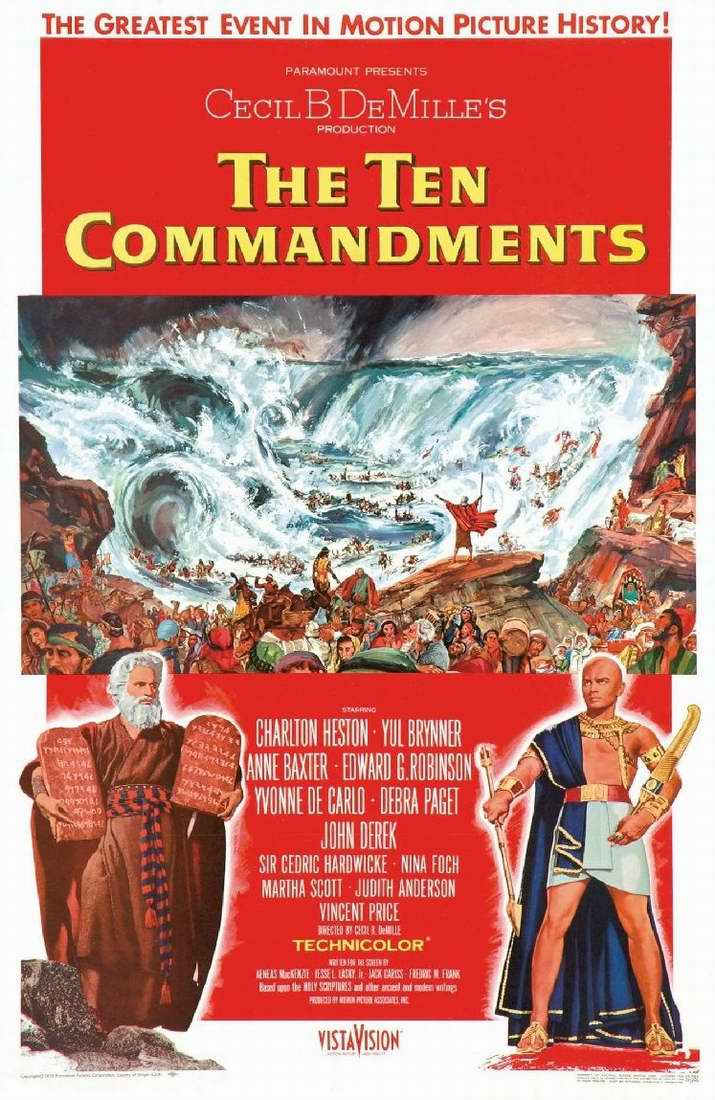 Десять заповедей - (The Ten Commandments)
