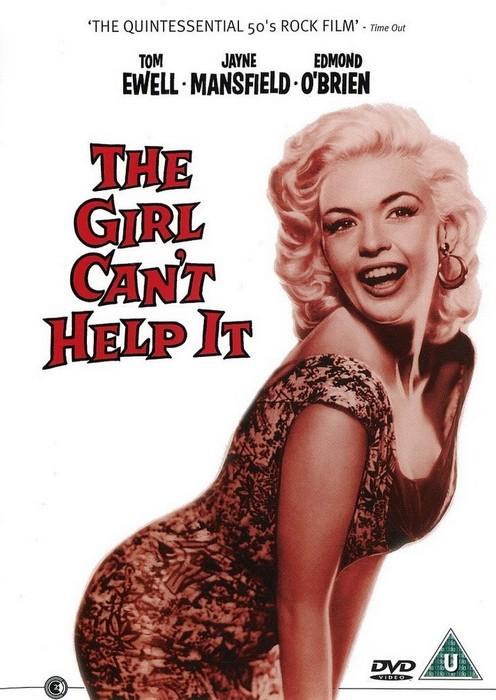 Эта девушка не может иначе (С этой девушкой ничего не поделаешь) - (The Girl Can't Help It)