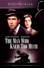 Человек, который слишком много знал - (The Man Who Knew Too Much)