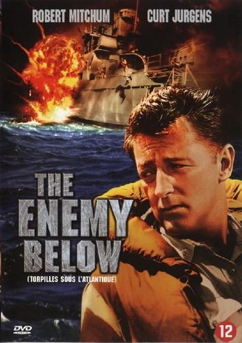 Враг внизу (Враг под водой) - (The Enemy below)