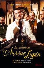 Приключения Арсена Люпена - (The Adventures of Arsene Lupin)