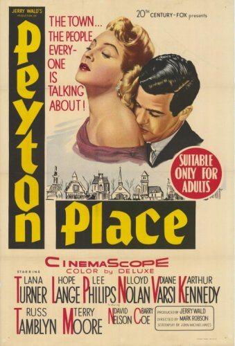 Пэйтон Плейс - (Peyton Place)