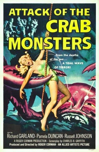����� ������-�������� - (Attack of the Crab Monsters)