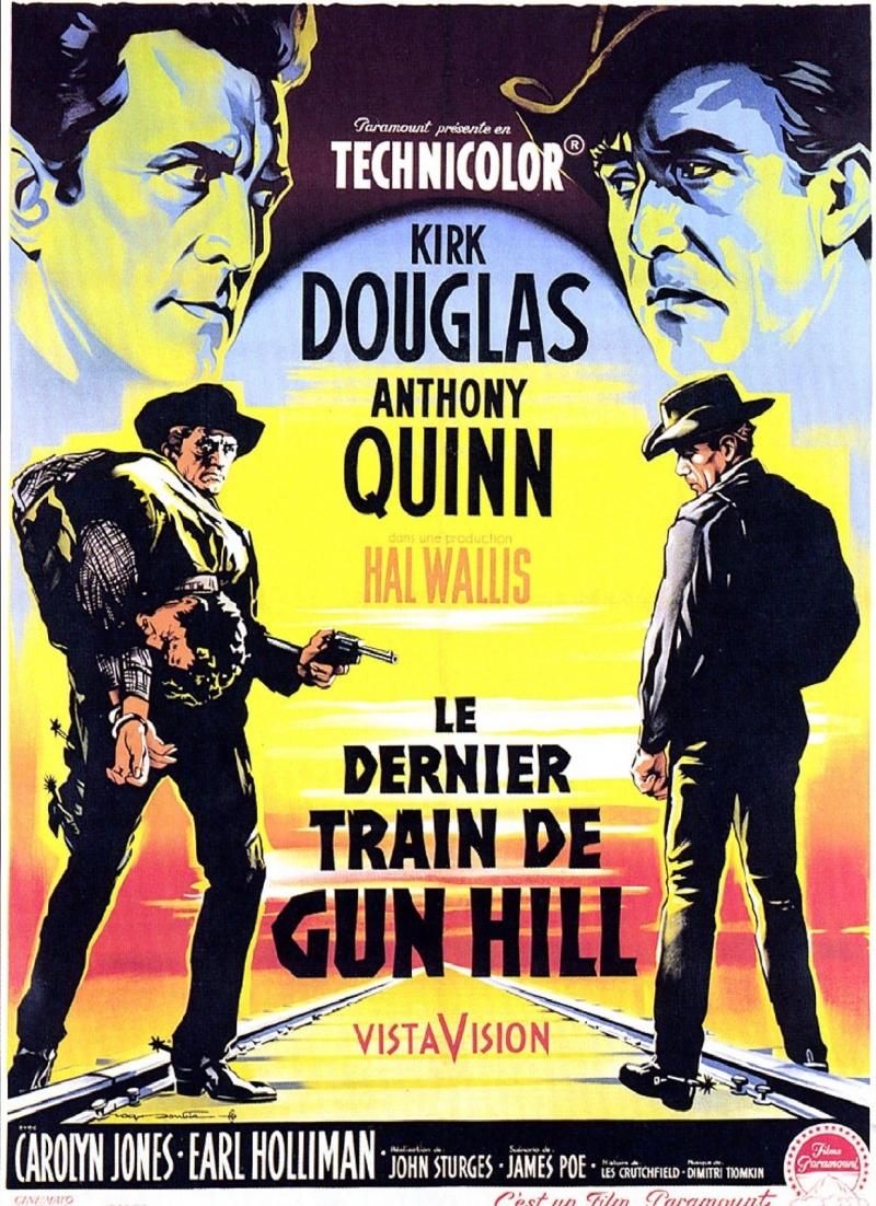 Последний поезд из Ган Хилл - (Last Train from Gun Hill)