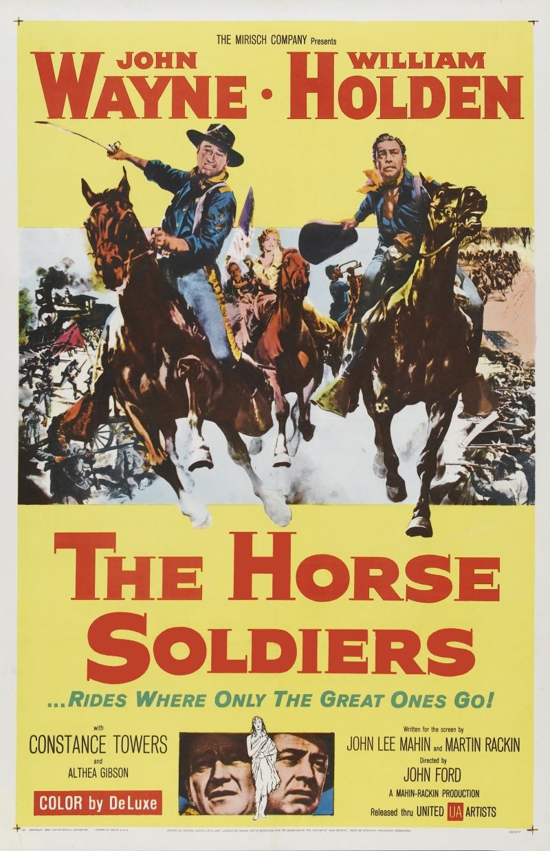 ����������� - (The Horse Soldiers)