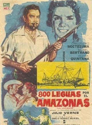 Тайна Жоао Корраль - (800 leguas por el Amazonas o (La jangada))