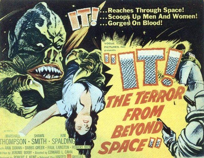 Оно! Ужас из космоса - (It! The Terror from Beyond Space)