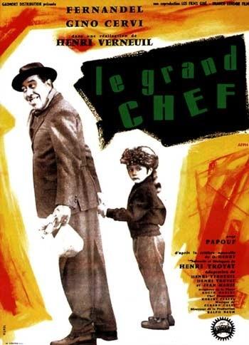 Большой начальник (Вождь краснокожих) - (Le Grand chef)