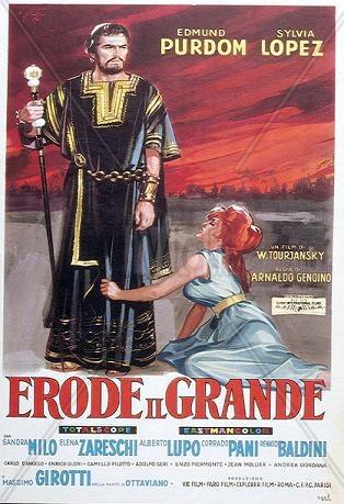 Царь Ирод Великий - (Erode il grande (Herod the Great))