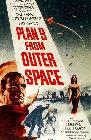 План 9 из открытого космоса - (Plan 9 from Outer Space)