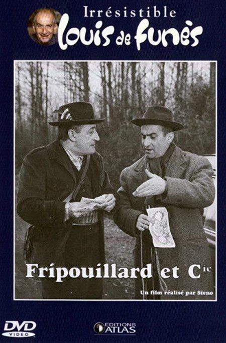 Пройдоха - (Fripouillard et Cie)