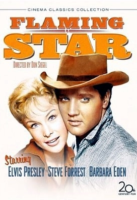 Пламенеющая звезда - (Flaming Star)
