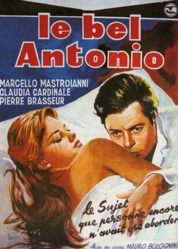 Красавчик Антонио - (Il bell'Antonio)
