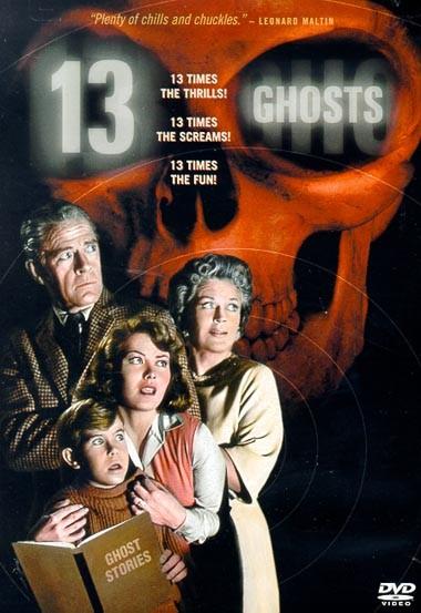 13 призраков - (13 Ghosts)
