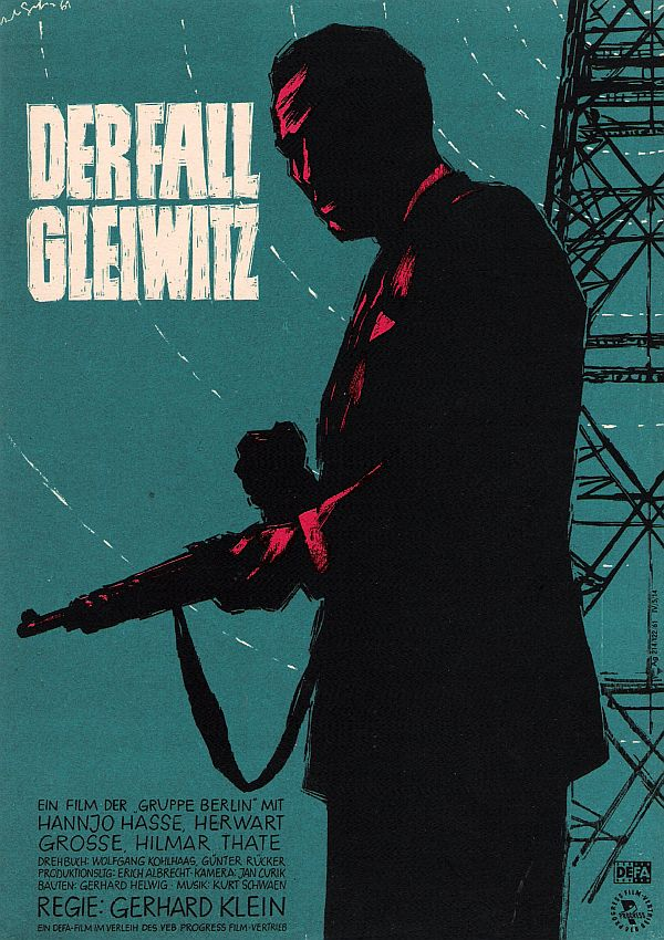 Происшествие в Гляйвице - (Der Fall Gleiwitz)