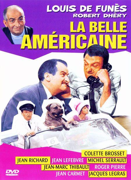 Прекрасная американка - (La belle Americaine)