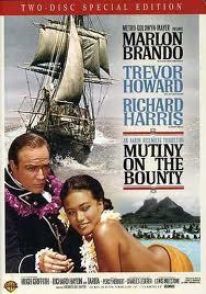 Мятеж на Баунти - (Mutiny on the Bounty)