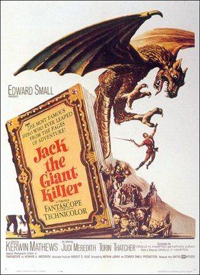 Джек - убийца великанов - (Jack the Giant Killer)