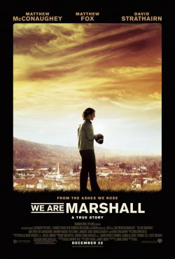 Мы - одна команда - We Are Marshall