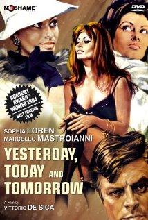 Вчера, сегодня, завтра - (Ieri, Oggi, Domani)