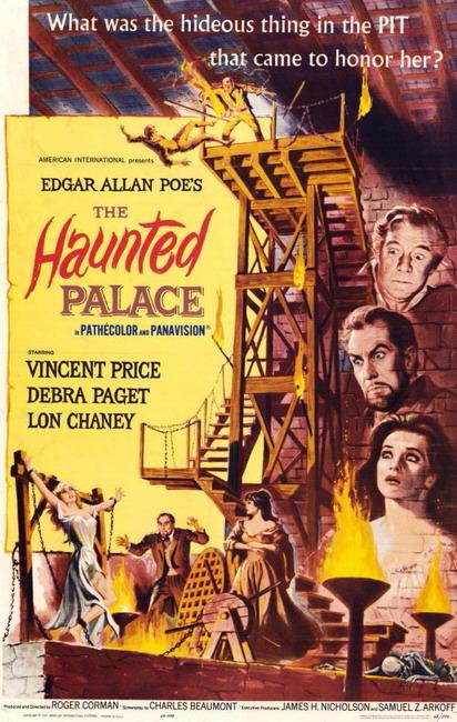 Заколдованный замок - (The Haunted Palace)