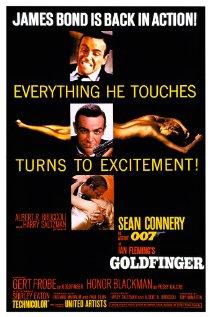 Джеймс Бонд. Агент 007: Голдфингер - (James Bond: Goldfinger)