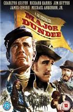 Майор Данди - (Major Dundee)