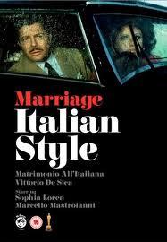 Брак по-итальянски - (Matrimonio all'italiana)