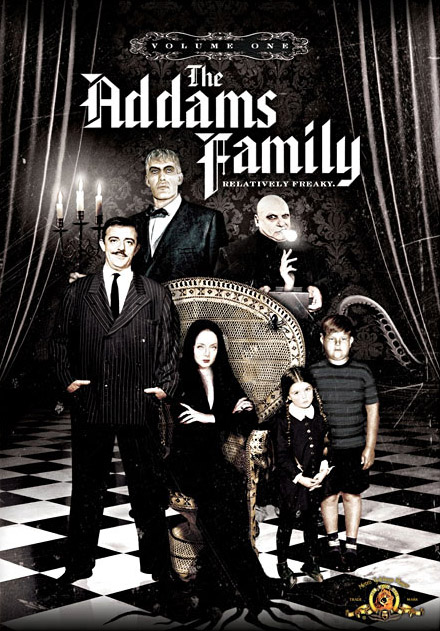Семейка Аддамс - (The Addams Family)