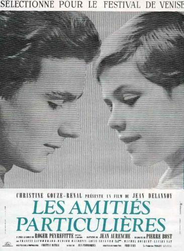 Странная дружба - (Les AmitiГ©s particuliГЁres)