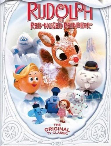 Приключения олененка Рудольфа - (Rudolph, the Red-Nosed Reindeer)