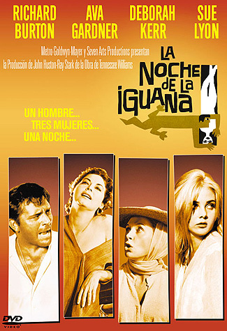 Ночь Игуаны - (The Night of the Iguana)
