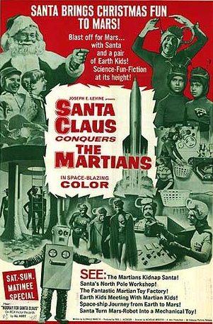 Санта Клаус завоевывает марсиан - (Santa Claus Conquers The Martians)