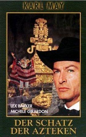Сокровища ацтеков - (Der Schatz der Azteken)