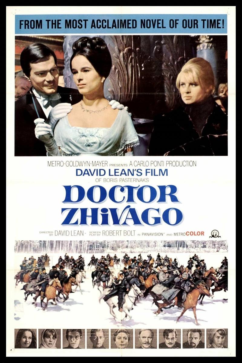 Доктор Живаго - (Doctor Zhivago)